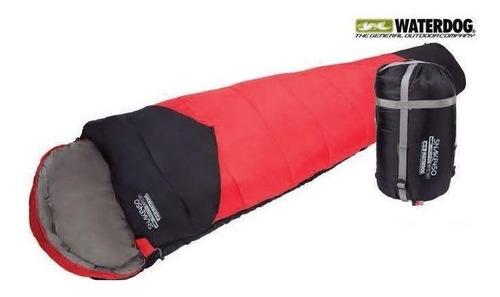 bolsa de dormir waterdog snake 450 -10ºc c/funda de compresi