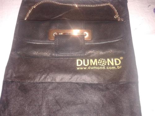 bolsa de festa floter metalizado bronze nova sem uso.