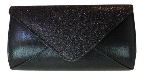 bolsa de fiesta clutch con tapa en v 03fn039j16