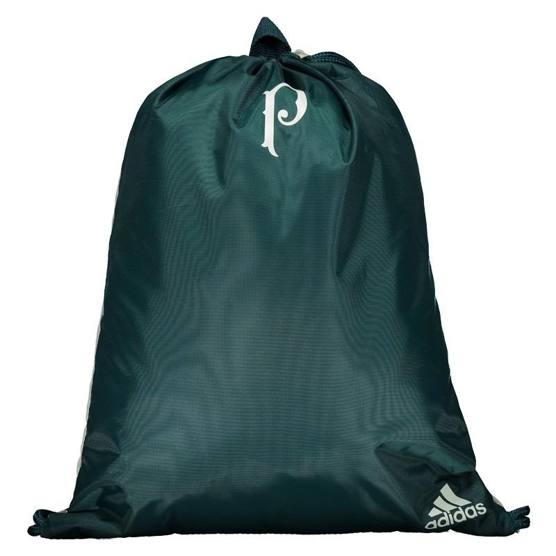 f03f3781f137e5 Bolsa De Ginástica adidas Palmeiras - R$ 49,90 em Mercado Livre
