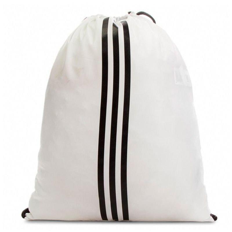 142534cd0 Bolsa De Ginástica adidas Real Madrid Branca - R$ 54,90 em Mercado Livre