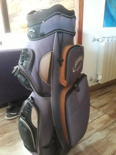 bolsa de golf callaway usada