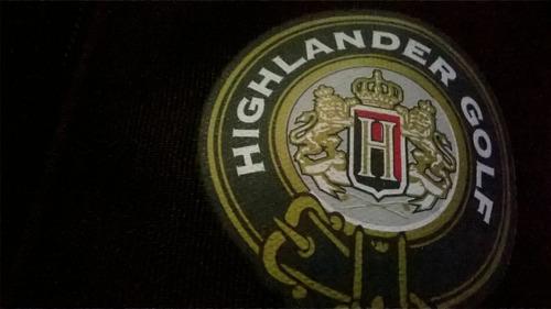 bolsa de golf highlander