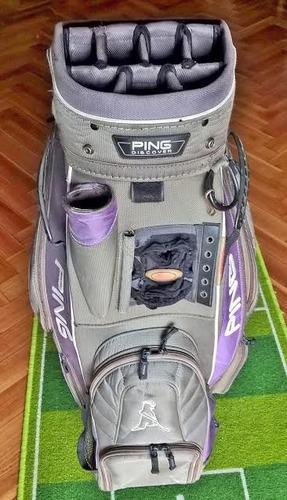 bolsa de golf ping - 14 divisiones -