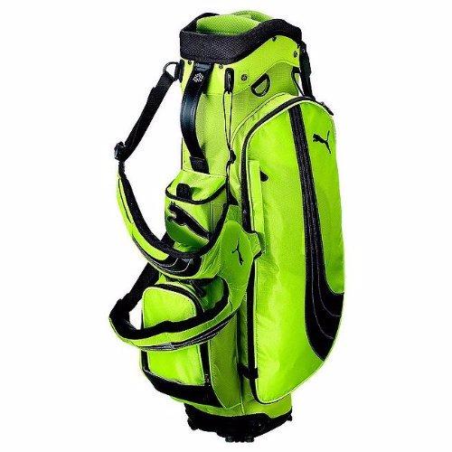 Prisión anfitriona reembolso  Bolsa De Golf Stand Bag Puma Verde Soporte De Palos Y Correa - $ 3,900.00  en Mercado Libre