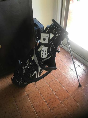 bolsa de golf taylor made con trípode