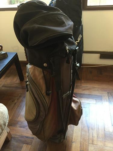 bolsa de golf usada goldenbear