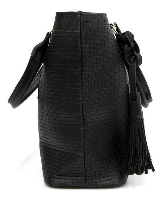 Bolsa de Mano color Negro marca Sahara para Mujer