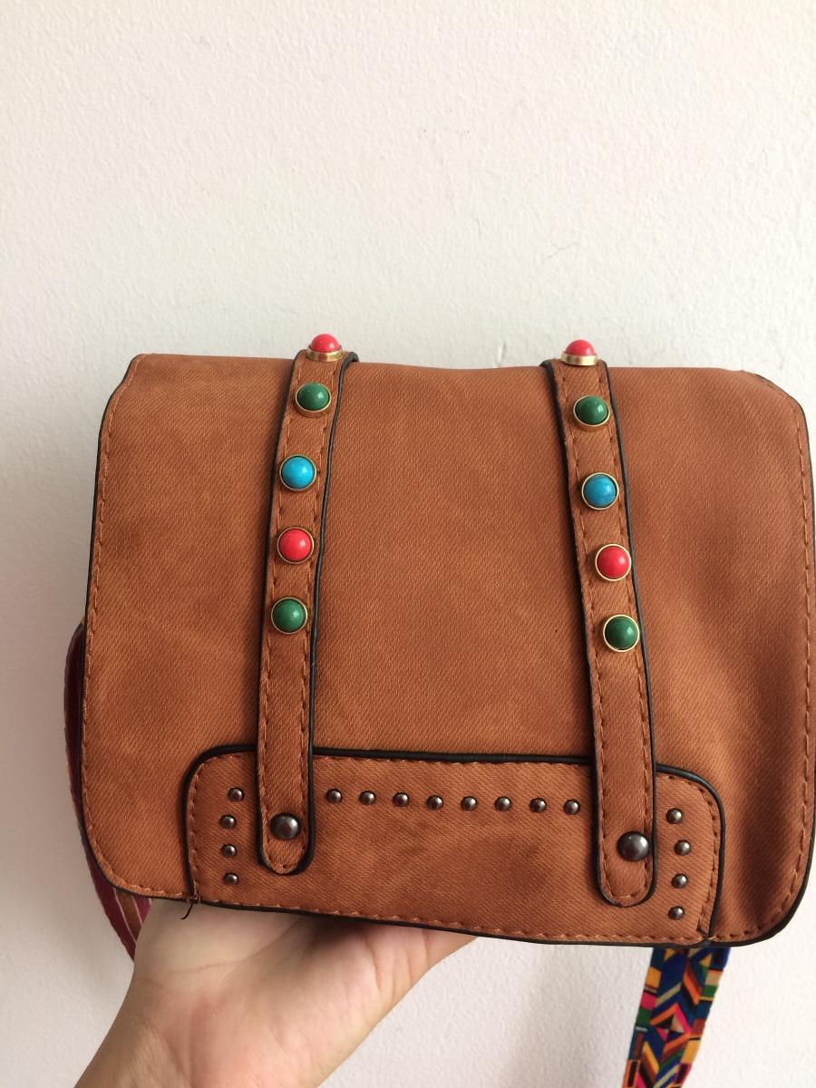 9186e06a2 Bolsa De Lado Alça Colorida Caramelo - R$ 28,00 em Mercado Livre
