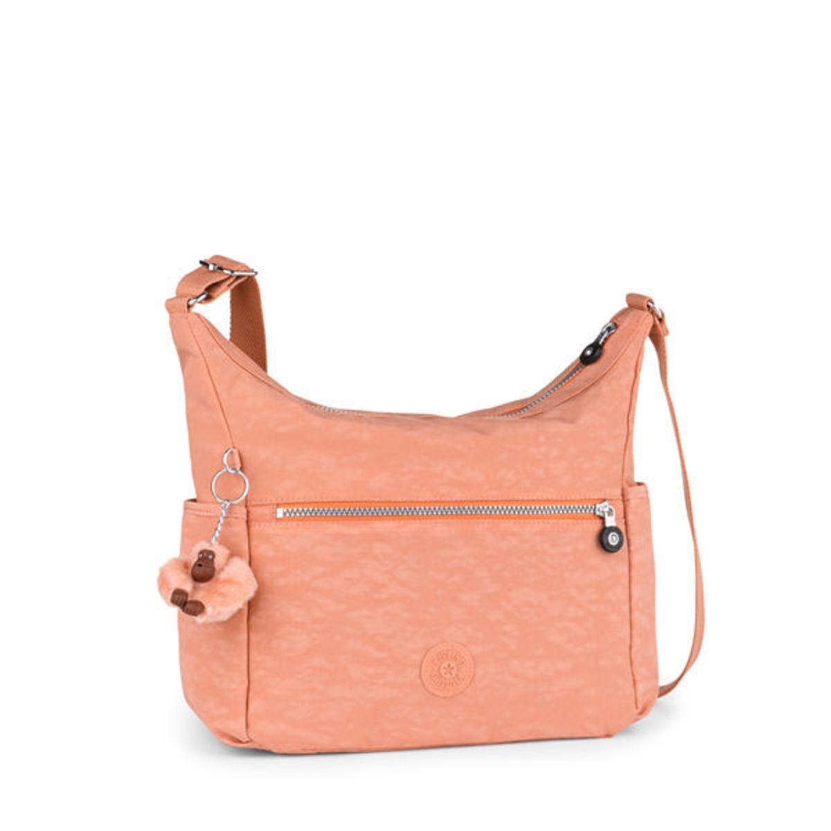 f410db4d8 Bolsa De Lado Mujer Kipling Alenya Rosa - S/ 233,00 en Mercado Libre