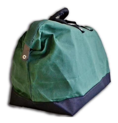 bolsa de lona para epis e ferramentas com trava para cadeado