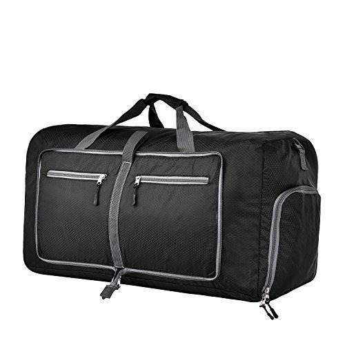 9180f4a72 Bolsa De Lona Plegable Equipaje Impermeable Y Ligero - $ 70.900 en ...