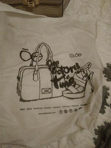 bolsa de mano marca cloe original
