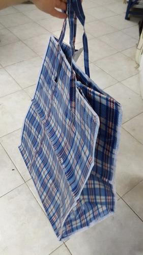 bolsa de mercado 60cm x 55cm x 25cm