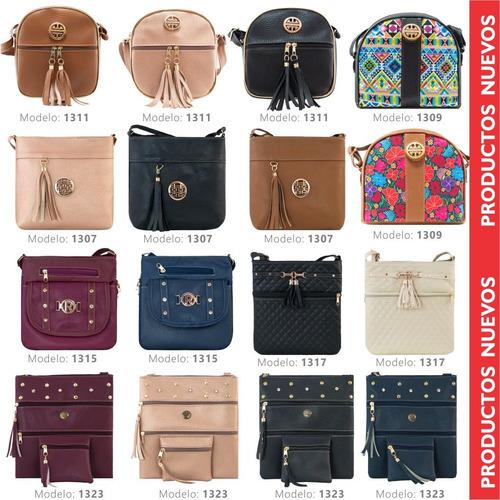 bolsa de mezclilla mod182 envio gratis bolsos mujer mayoreo