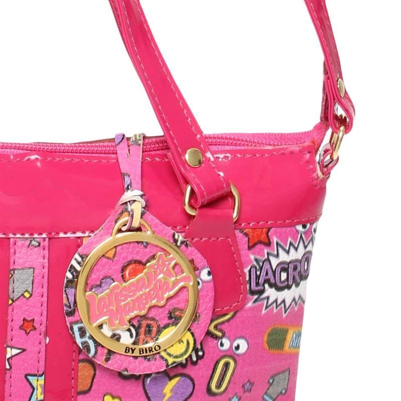 1b97b37738ae6 Bolsa De Mão Birô By Larissa Manoela - R  79,99 em Mercado Livre