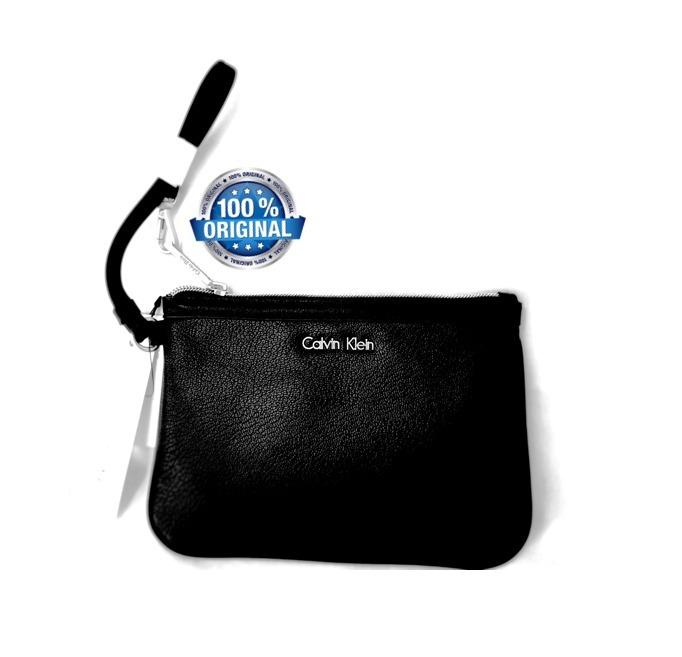 d1774a46b Bolsa De Mão Calvin Klein Plebe Lena Preta Original - R$ 229,90 em Mercado  Livre