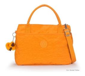 b00b38743 Mostarda Bolsa Amarela - Bolsas Kipling Femininas com o Melhores ...