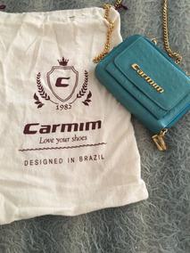 7e82010d8 Bolsa Carmim De Couro no Mercado Livre Brasil