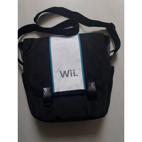 Bolsa De Nintendo Wii Novinha