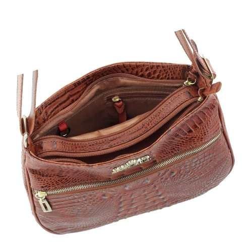 33a5cfe23 Bolsa De Ombro Arzon Terra - R$ 220,24 em Mercado Livre