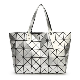 Bolsa De Ombro Bao Bao Tote Geométrica Fashion