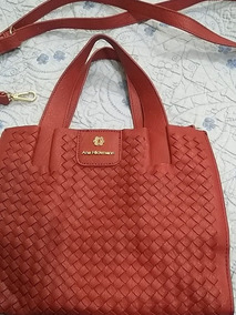 555323423 Bolsa Vermelha Femininas Ana Hickmann - Bolsas no Mercado Livre Brasil