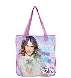 bolsa de ombro tote bag violetta this is time xeryus 20097
