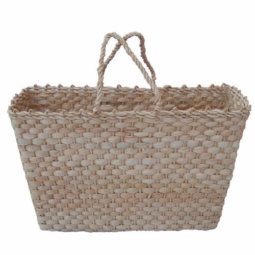 bolsa de palha praia n2 35x11x27 fechada kit 5pcs