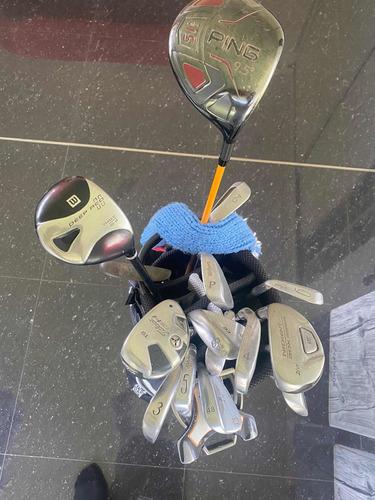 bolsa de palos de golf taylormade
