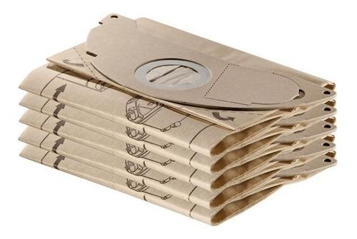 bolsa de papel karcher para aspiradora wd2 premiun karcher