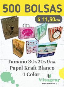 e0c0320c2 Impresion De Bolsas Con Logo en Mercado Libre Argentina