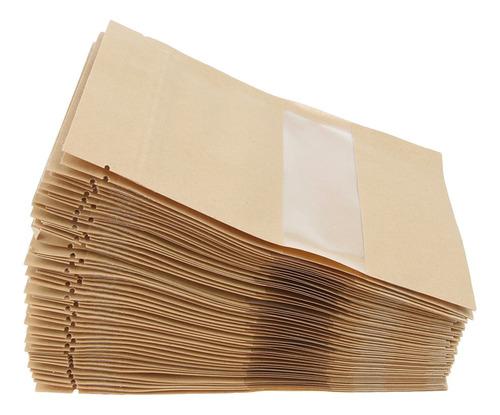 bolsa de papel para comida kraft arte herramientas