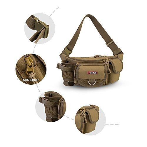 bolsa de pesca piscifun bolsas portátiles