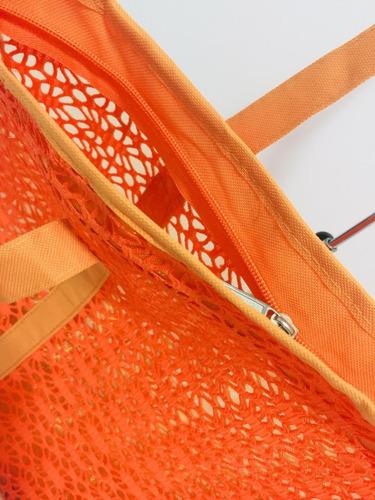 bolsa de praia sacola redinha piscina clube promoção barata