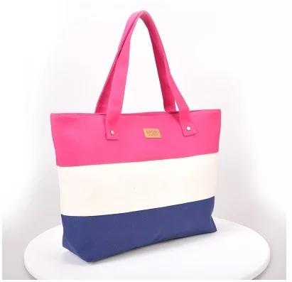 5de576530 Bolsa De Praia Sport Best Fashion Material Lona Forro Poli - R$ 79 ...