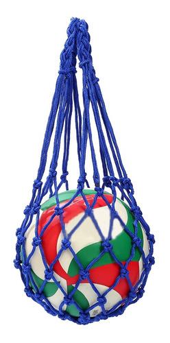 bolsa de red de bolas de baloncesto multiusos para