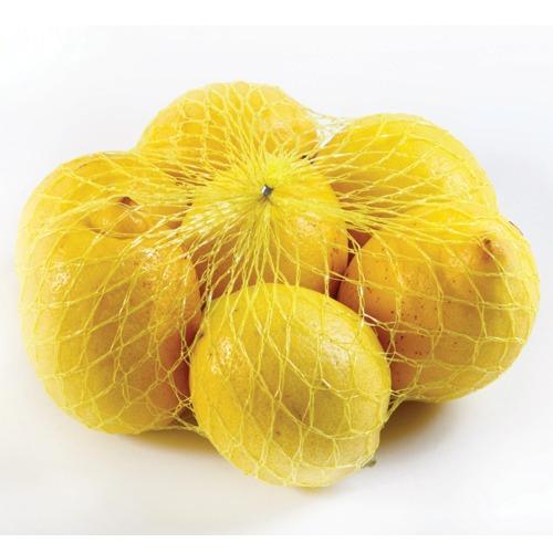 bolsa de red tubular de polietileno para frutas