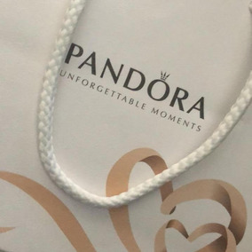 Los Angeles abe4e 4529a Bolsa De Regalo Para Pulsera Pandora Original Envio Gratis