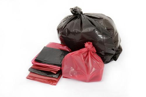 bolsa de residuos negras 60x90 x 30mic x 100 unidades