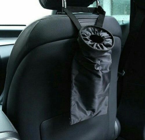 bolsa de residuos para auto