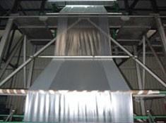 bolsa de residuos transparente consorcio 80 x 100 cm. 100un
