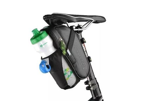 bolsa de selim rockbros ciclismo mtb bike bicicleta