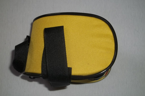bolsa de selim shitaro amarela