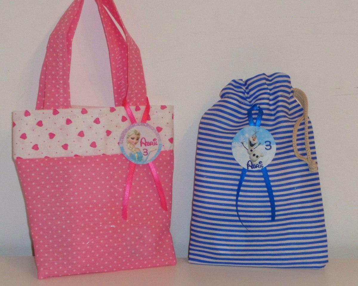 183528b1c bolsa de tela infantil personalizada souvenir personajes. Cargando zoom.
