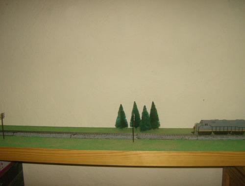 bolsa de textura imitacion cesped para maquetas, dioramas...