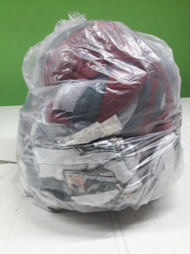 bolsa de trapo 5k algodón/modal/angora etc(color)diverso uso