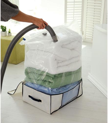 bolsa de vacio ahorra espacio no humedad olores 110x80cm vv4
