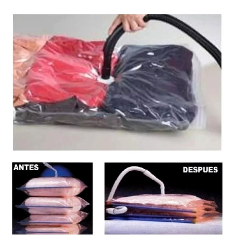 bolsa de vacio ahorra espacio no humedad olores