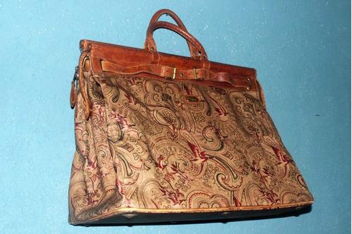 bolsa de viagem brooksfield anos 90